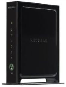 Netgear N3500L Router with Tomato Firmware Installed
