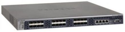Netgear ProSafe XSM7224S Layer 3 Switch.